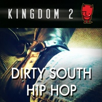 KING-042 Dirty South Hip Hop cover