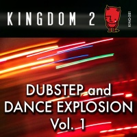 KING-081 Dubstep and Dance Explosion Vol. 1 cover