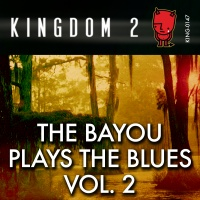 KING-147 Bayou Plays The Blues Vol. 2 cover