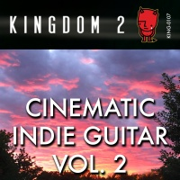 KING-107 Cinematic Indie Guitar Vol. 2 cover