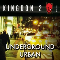 KING-057 Underground Urban cover