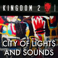 KING-025 City of Lights and Sound cover