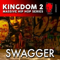 KING-119 MASSIVE HIP-HOP SERIES: Swagger cover