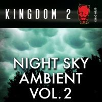 KING-159 Night Sky Ambient Vol. 2 cover