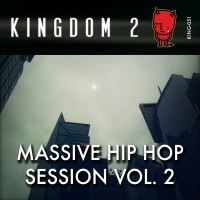 KING-051 Massive Hip Hop Sessions 2 cover