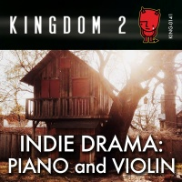 KING-141 Indie Drama:Piano and Violin cover