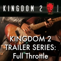 KING-062 Kingdom 2 Trailer Series: Full Throttle cover