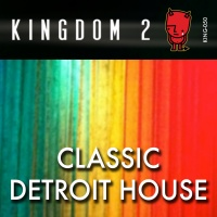 KING-050 Classic Detroit House cover