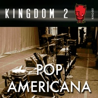 KING-001 Pop Americana cover