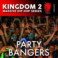 KING-125 K2 MASSIVE HIP-HOP Party Bangers cover
