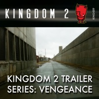 KING-009 Kingdom 2 Trailer Series: Vengeance cover