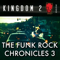 KING-160 The Funk Rock Chronicles 3 cover