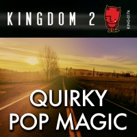 KING-174 Quirky Pop Magic cover