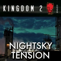 KING-121 Night Sky Tension cover