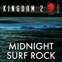 KING-120 Midnight Surf Rock cover