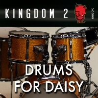 KING-090 Drums For Daisy cover