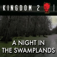 KING-030 A Night in the Swamplands cover