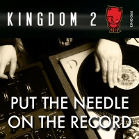 KING-044 Put the Needle On the Record cover