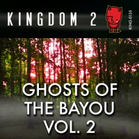 KING-135 Ghosts of the Bayou Vol. 2 cover